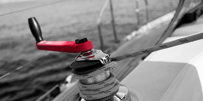 Sailing winch |Atradius