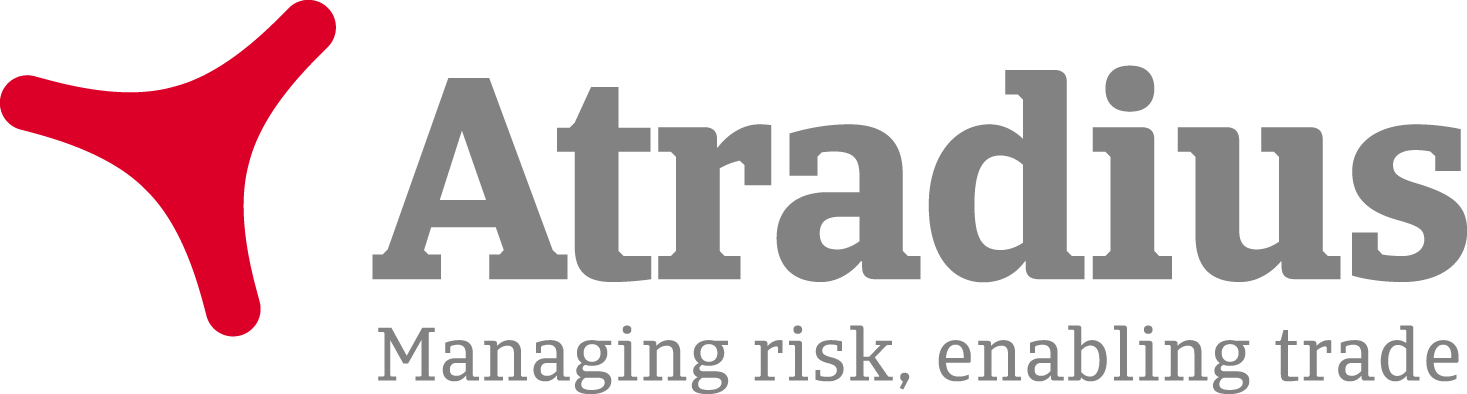 Atradius Logo with Tagline