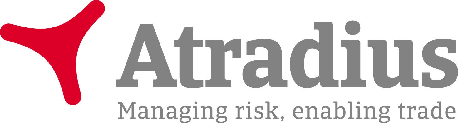 Atradius Logo with Tagline