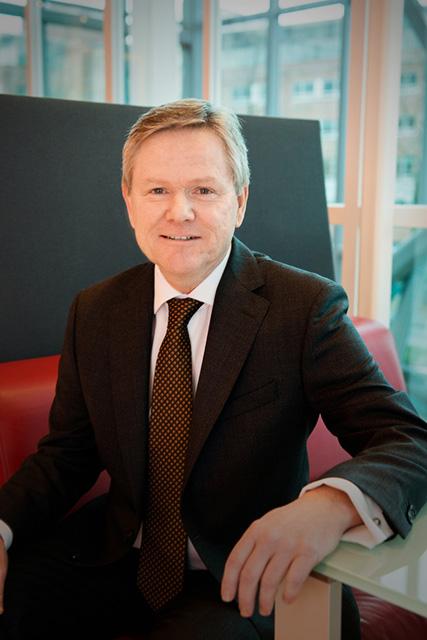 Chris van Lint, Atradius