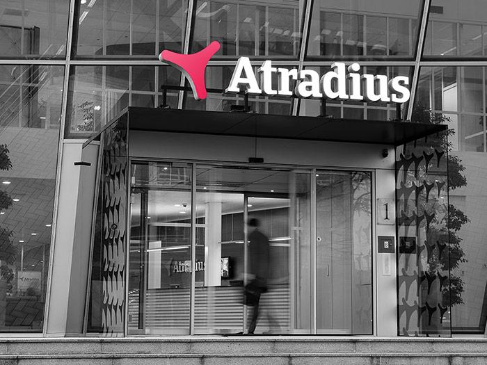 Amsterdam Office Entrance